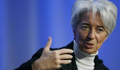 Лагард обеща да задълбочи реформите в МВФ