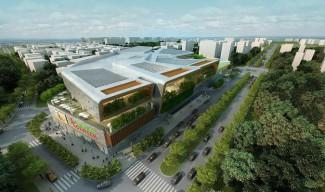Най-големият мол в България отваря врати в края на 2012 г.