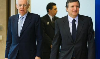 Монти се допитва до италианците как да намали държавните разходи