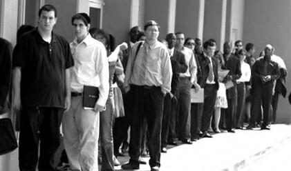 Безработицата достига 12.9% през първото тримесечие