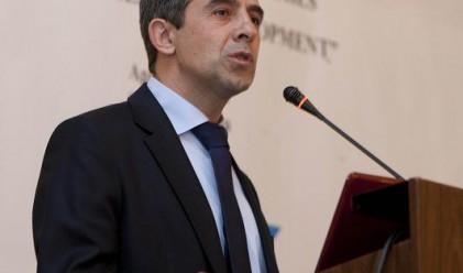 Плевнелиев: Да забравим поговорката