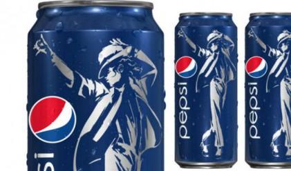 Pepsi пусна 1 млрд. кенове с Майкъл Джаксън