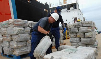 Кокаин за 100 милиона лева хващат митничари в Русе