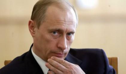 Путин влиза в Кремъл за трети път