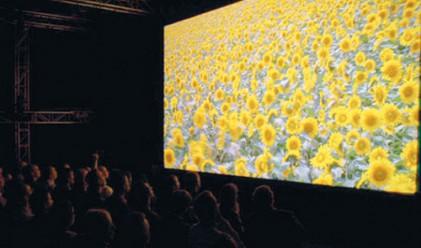 Представиха най-големия плазмен екран в света