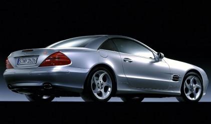 Безплатен Mercedes при петгодишен депозит от 1 милион долара