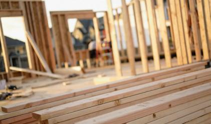 Произведената строителна продукция леко расте