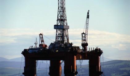 Китай монтира първата собствена петролна платформа
