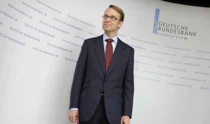 Бундесбанк срещу ЕЦБ за печатането на пари