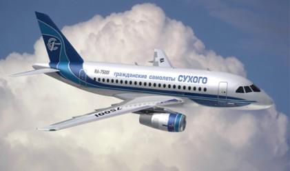 Руски самолет изчезна над Индонезия