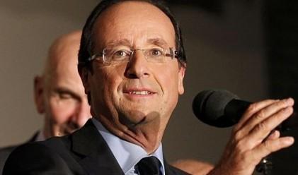 Френски богаташи бягат в Лондон след избора на Оланд за президент