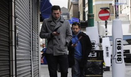 В Ню Джърси забраняват писане на смс-и и на пешеходците