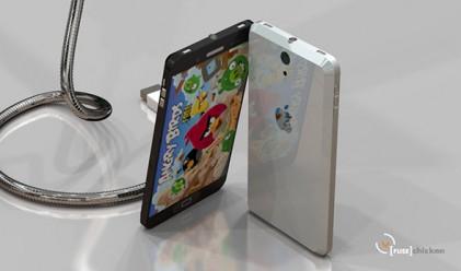 Ето как може да изглежда новият iPhone 5