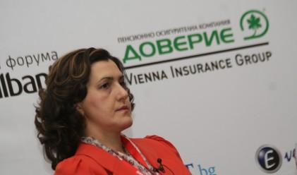 М. Петрова-Кариди: Добрите компании получават сериозно внимание от банките