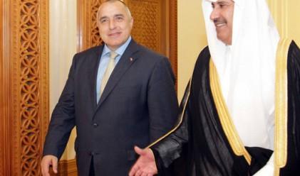Катарският премиер пристига в България