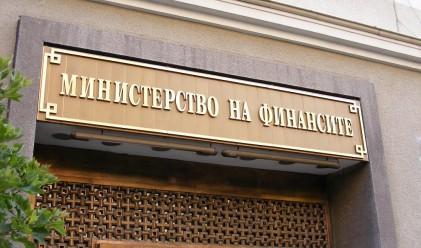 Бюджетът излиза на плюс с 469 млн. лв. за април
