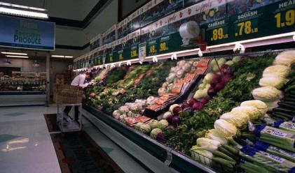 Веригите въртят 30% от търговията с храни