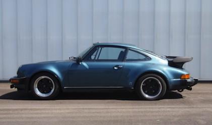 Продават на търг Porsche на Бил Гейтс от 1979 г.
