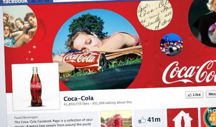 Най-харесваните марки във Facebook