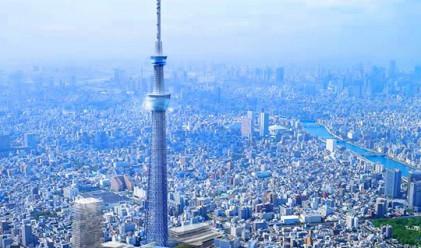 Откриха най-високата кула в света