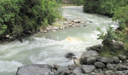 Срути се мост на река Струма