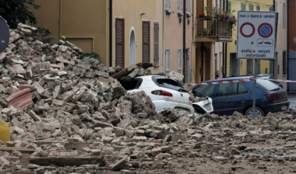 Между земетресенията в България и Италия има връзка