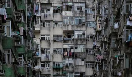 Пренаселеният Хонконг в снимки