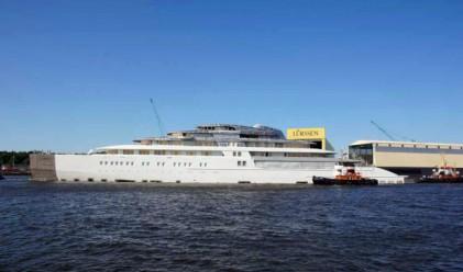 Новата най-голяма яхта в света