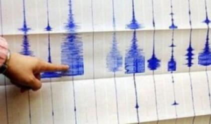 Леко земетресение е регистрирано на югозапад от София