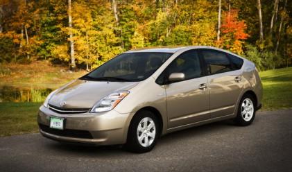 Toyota Prius вече е третата най-продавана кола в света