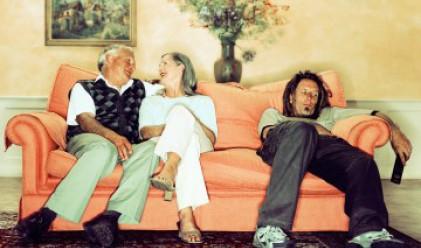 Всеки трети британец живее с родителите си