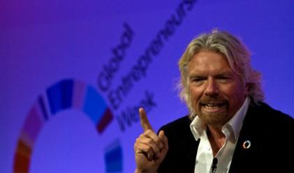 Р. Брансън: Костюмът и вратовръзката нямат място в днешния бизнес свят