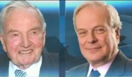 Лицата на династиите Рокфелер и Ротшилд