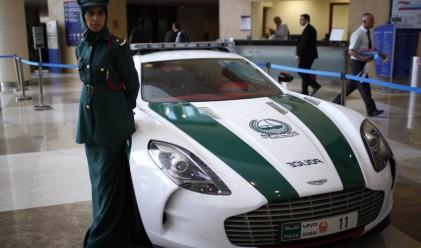 Суперколите на полицията в Дубай