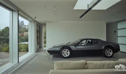 В най-стилния гараж в света (видео)