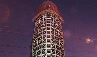 Китай: Новата сграда на органа прилича на... орган