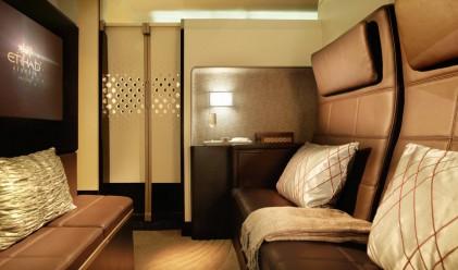 10 авиолинии, където първа класа е по-луксозна от дома ви