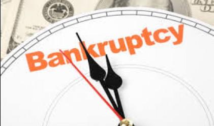 България отчита най-голям ръст на несъстоятелността на фирми