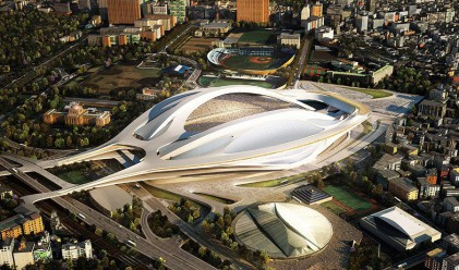 Двама водещи японски архитекти против проект на Заха Хадид