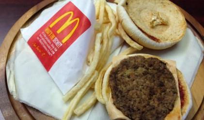 McDonald's обясни защо хамбургерите им не се развалят