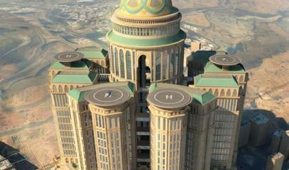 Хотел в Саудитска Арабия ще има 10 000 стаи