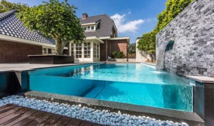 11 ултра модерни домашни басейна