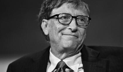 Какъв е най-големият страх на Бил Гейтс?