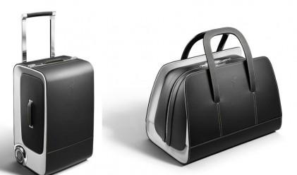 Rolls-Royce създаде комплект чанти, струващи колкото цяла кола