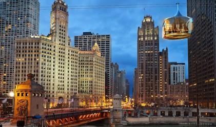 Чикаго ще се обзаведе с лифт, прекосяващ града