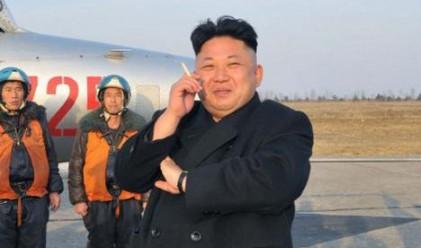 Ким Чен Ун - председател на единствената партия в Северна Корея
