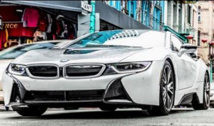 Всичко известно за новия модел BMW i8
