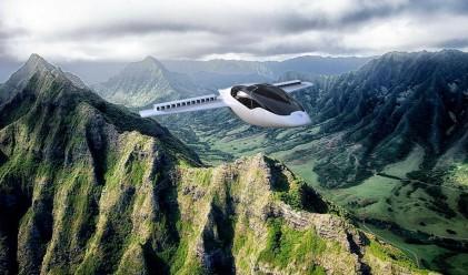 Това ли е бъдещето на частните самолети?