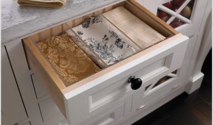Как перфектно да организираме шкафовете в кухнята