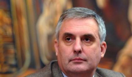 Борисов прие оставката на Калфин